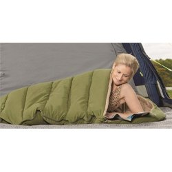 Outwell Constellation Cotton Lined Sleeping Bag