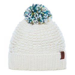 The North Face Cosy Chunky Beanie in Vintage White
