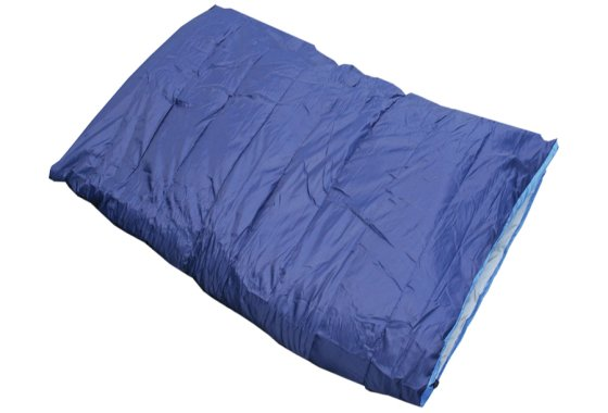 Highlander Blue Double Sleeping Bag - Sleepline 250