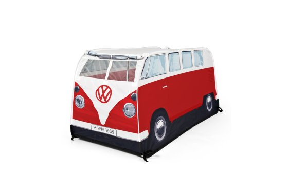 Red Kids VW Campervan Tent