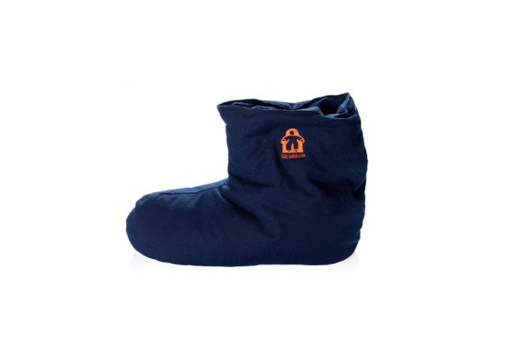 Blue Duvet Boot