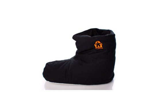 Black Duvet Boot