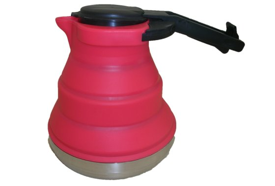 Summit Folding Kettle - Red