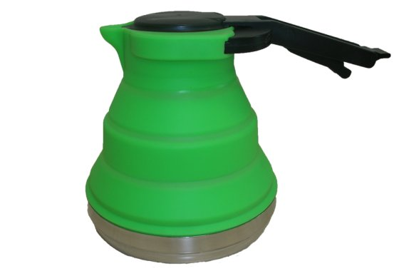 Summit Folding Kettle - Green