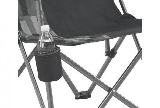 Outwell Spring Hills Folding Chair - Cup feature