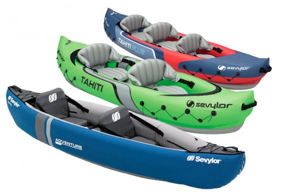 Sevylor Inflatable Kayaks