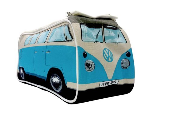Blue VW Wash Bag