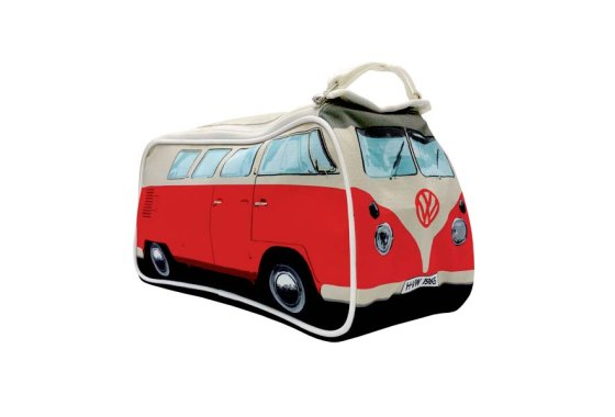 Red VW Wash Bag