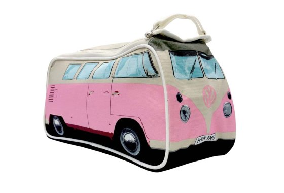 Pink VW Wash Bag