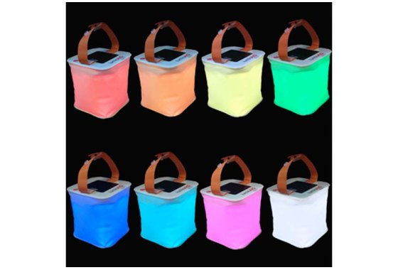 LuminAID Packlite Spectra Colour Changing Lantern