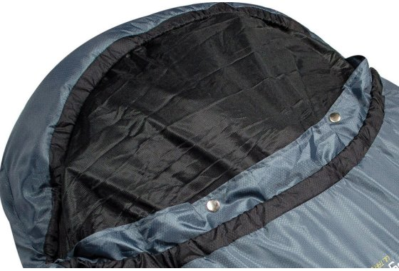Voyager Ultra Mummy Sleeping Bag Mosquito Net Feature