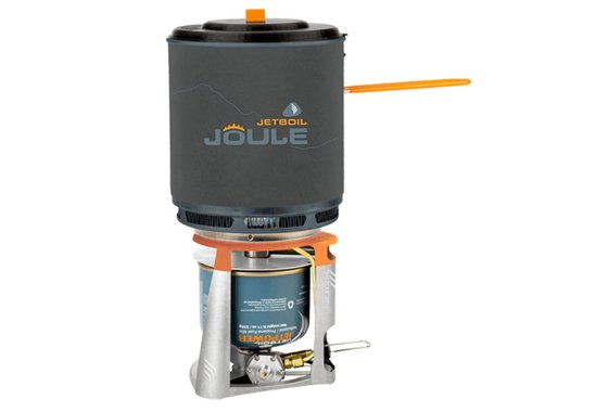Jetboil Joule backpacking cooking system