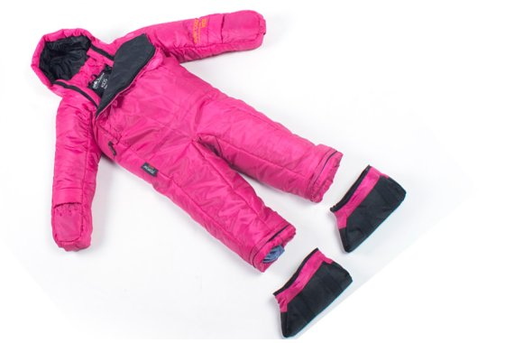 Kids Original 5G SelkBag with removable feet in Pink Fiesta