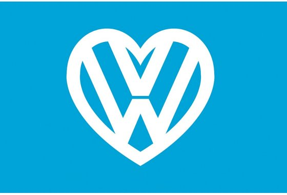 I love my VW Flag