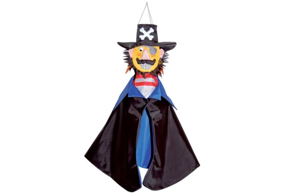 Pirate 3D Windsock