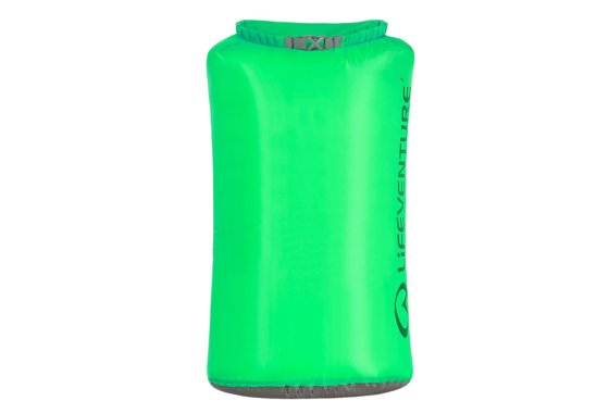 Lifeventure 55 Litre Dry Bag - Green