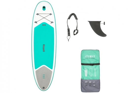 ITIWIT 100 Inflatable Touring Stand Up Paddle