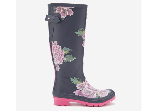 Joules Chinoise Wellies