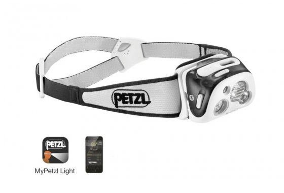 Petzl Reactik Multi Beam Head Torch