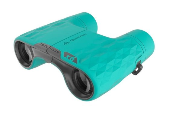 Quechua Fix Focus X6 Magnification Binoculars