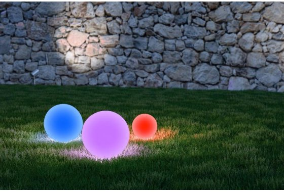 LED Waterproof Light Up Ball
