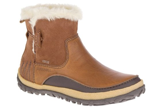 Merrell Womens Pull On Polar Boots