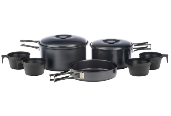 4 Person Camping Cook Set