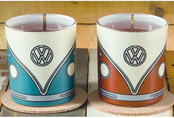 VW Campervan Glasses