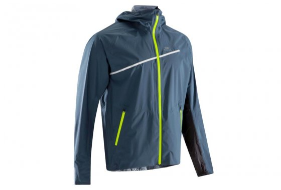 Kalenji Mens Waterproof Trail Running Jacket