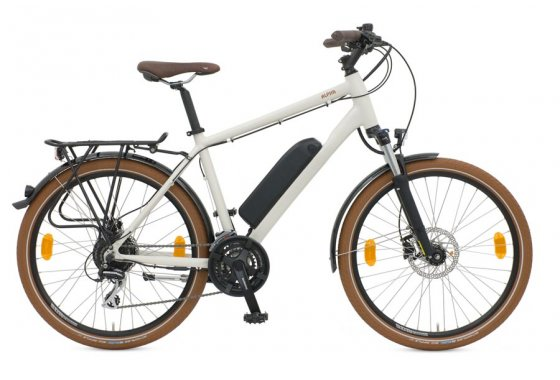Batribike Alpha Electric Bike 2020 White