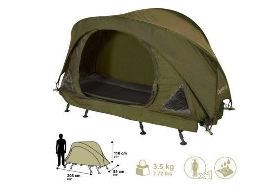 Caperlan Bivvy Box II