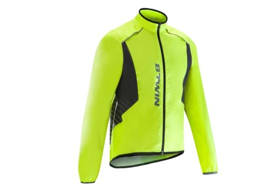 Hi Vis Cycle Jacket RS 500