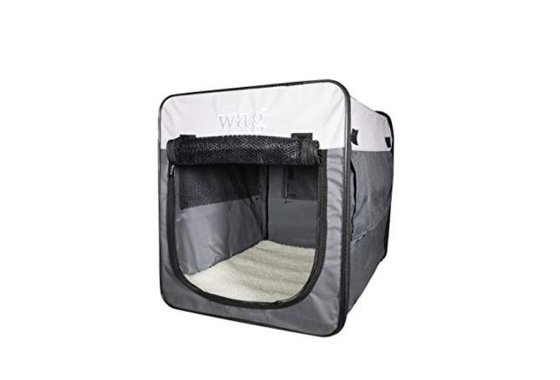Fabric Foldable Dog Crate