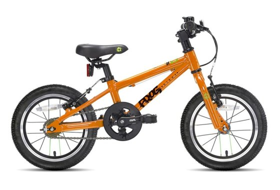 Frog 40 Kids Bike 14 Inch wheel Orange