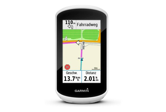 Garmin Edge Explore Touchscreen Touring Bike Computer with C