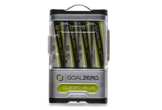 Goal Zero Guide 10 Plus solar charger