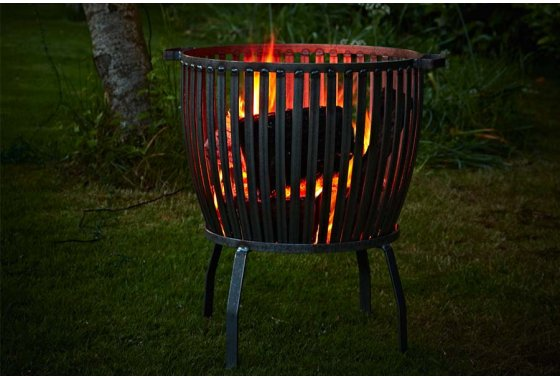 Industrial Fire Pit