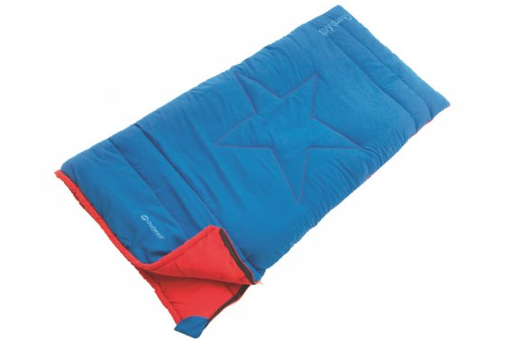 Outwell Champ Kids Sleeping Bag - Blue
