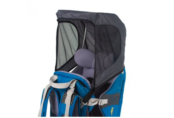 Sun shade for LittleLife child carriers