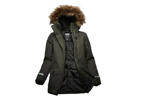 Womens Helly Hansen Svalbard 2 Parka Jacket Coat