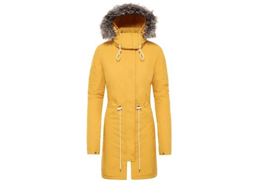 The North Face Womens Zaneck Parka Coat