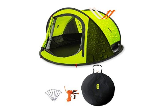 Zenph Pop up Tents,Family Camping Tents, 2 Person Rainproof