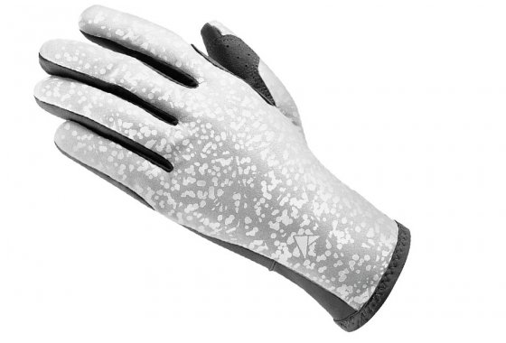 Altura Firestorm Reflective Gloves Grey