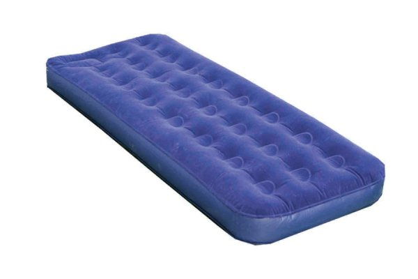 Highlander Sleepeze Single Air Bed with built in Pump