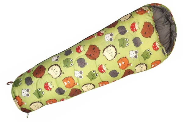 Highlander Furry Friends Kids Sleeping Bag