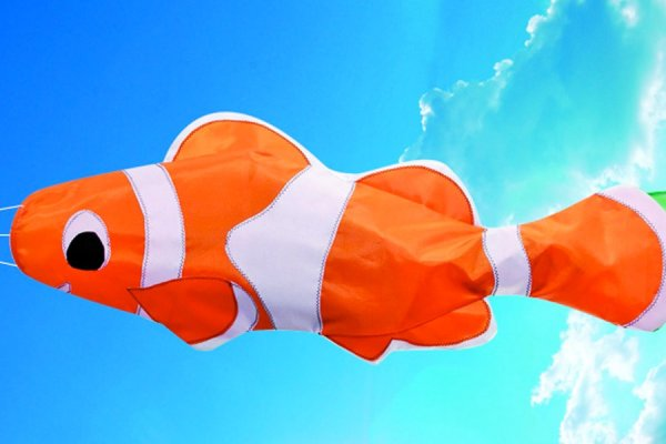 Clown Fish Windsock