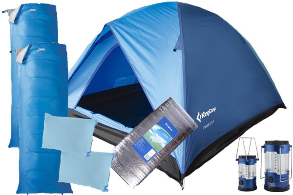 C&ing Festival Bundle & Pop Up Tents (2 3 4 Man) - Quick Pitch Camping Tents