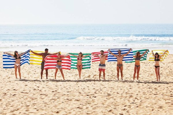 Dock and Bay Microfibre Beach Towels