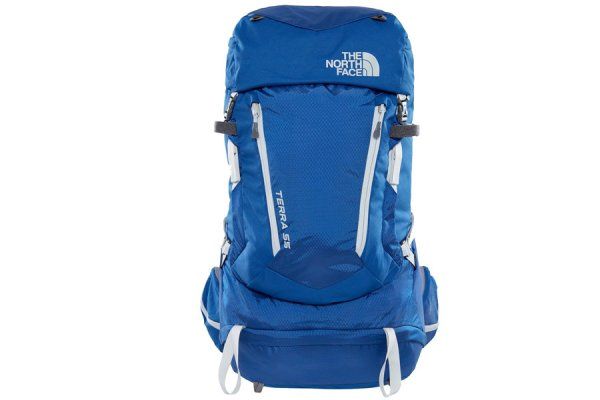 North Face Blue Terra 55L
