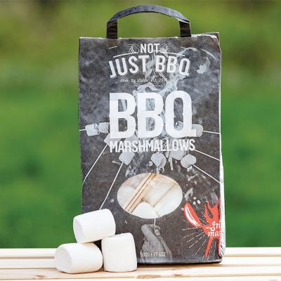 Mega Marshmallows in BBQ Bag 500 Grams